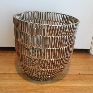 CB2 Storage basket
